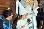Pro děti pořádal karneval na zámku sám Casanova