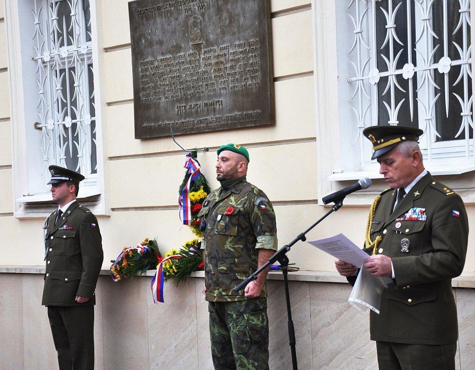 Den veteránů uctili v Teplicích i v Krupce
