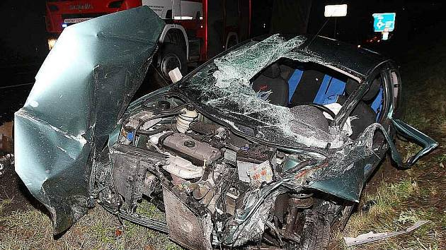 Autonehoda u Lovosic