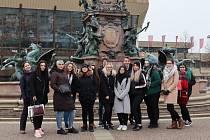 Ze stáže v Německu se žáci vrátili nadšení