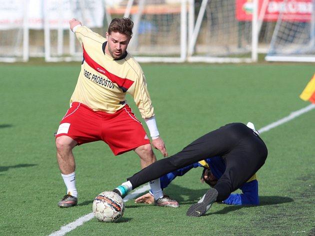 Srbice vyhrály domácí turnaj. Porazily i Proboštov