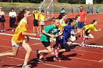 Sportovní hry mládeže v Krupce