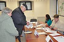 Opakované volby (hlasování) v Bílině, 31. ledna 2015