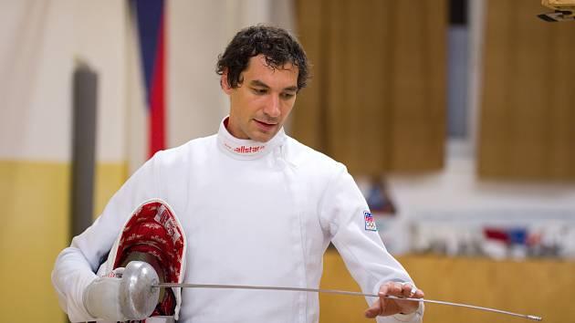 Olympionik Jiří Beran.