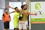 V prvním utkání finálové série nejvyšší futsalové soutěže padly doma Teplice se Spartou 1:6.