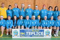 Juniorky FBC Teplice