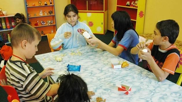 V Pozorce funguje klubovana pro děti