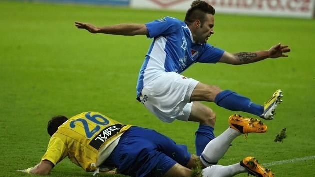 FK Teplice - Baník Ostrava 3:2