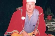 """""""Vánoční kozel alias Santa Klaus bydlí v Laponsku,"""" říká cestovatel Dostálek (na snímku)."""