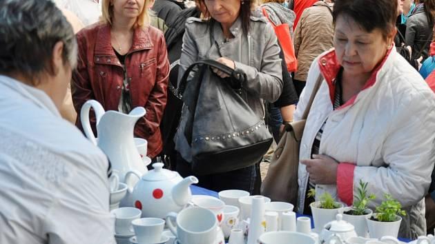 Velké porcelánové trhy
