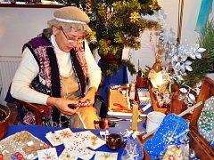 Vánoční tradice ožily v oseckém klášteře