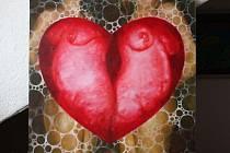 Obraz ke skladbě Janis Joplin - Pieces of my Heart.