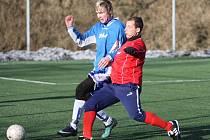 Krupka rozdrtila Duchcov na svém domácím turnaji 7:0