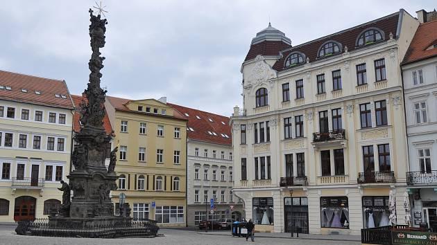 Morový sloup zdobí Teplice už 300 let.