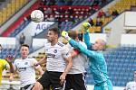 Fotbalisté Zlína hráli s Teplicích bez branek.