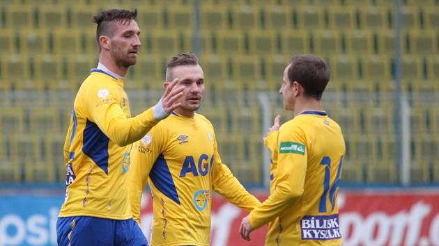 Teplice v přípravě porazily České Budějovice 5:0