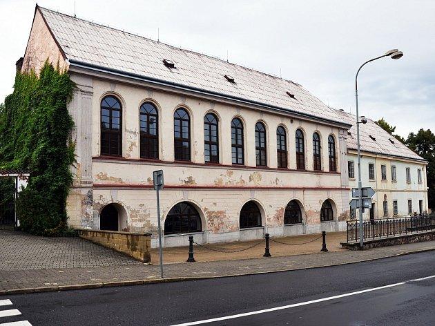 Kulturní dům Stropník v Oseku