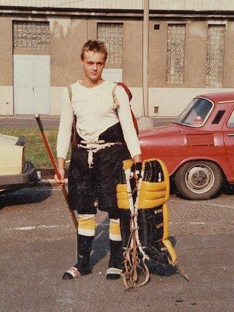 Zdeněk Orct v sezoně 1989/1990