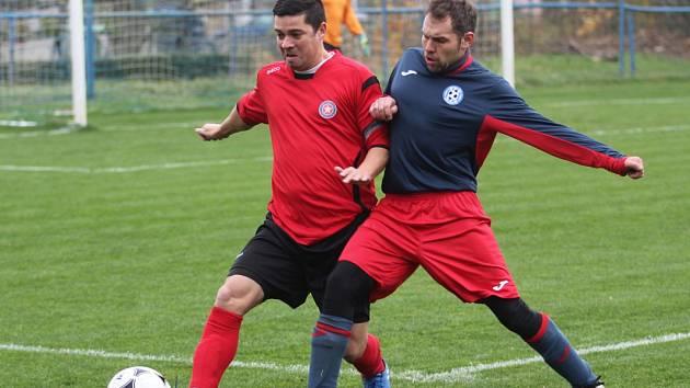 Novosedlice - Trnovany (červené dresy) 4:3