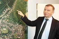 Staroska města Osek Jiří Hlinka