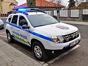 Městská policie v Dubí.