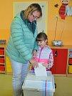 Volby na Teplicku, paní Bubeníčková