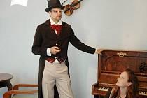 Lázněmi provedl Beethoven