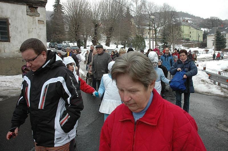 Masopust v Mikulově 18. února 2012