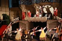Jednou z hlavních událostí letošních dvacátých Casanovských slavností bude nesporně představení muzikálu Casanova.