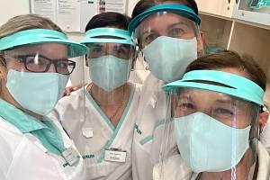 Sestřičky z teplické dialýzy