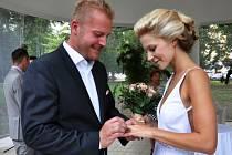 Šéfkuchař Marek Raditsch se oženil.