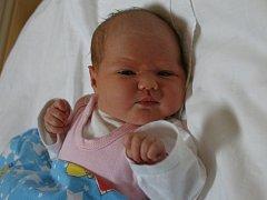 Natálie Poustková se narodila Lucii Poustkové z Duchcova 25. února v 15.23 hod. v ústecké porodnici. Měřila 49 cm a vážila 3,57 kg.