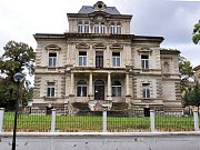 Vila Birnbaum v Lipové ulici v Teplicích