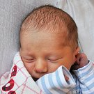 ŠIMON HÜTTER se narodil Lucii Hütterové  z Duchcova  1. února  ve 12.36  hod. v teplické porodnici. Měřil 50 cm a vážil 3,30 kg.