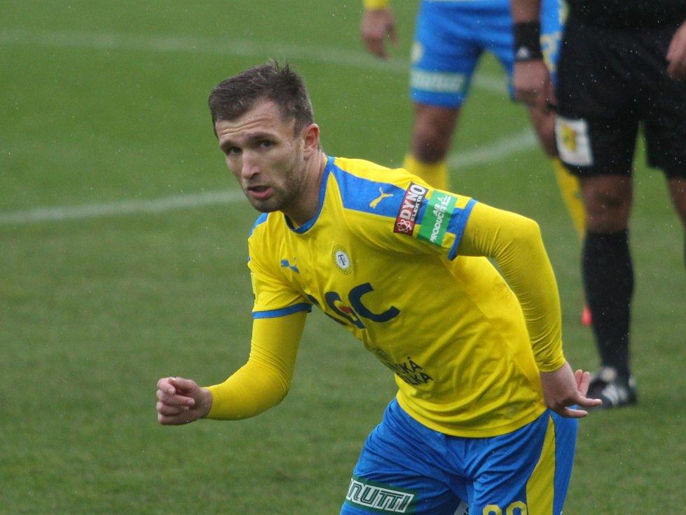 Daniel Trubač, záložník FK Teplice