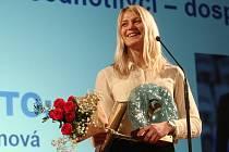 Sportovec regionu Teplicko 2020 Věra Zemanová.
