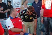 F1 v Olympii