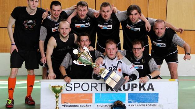 Sport Krupka - vítěz KFL