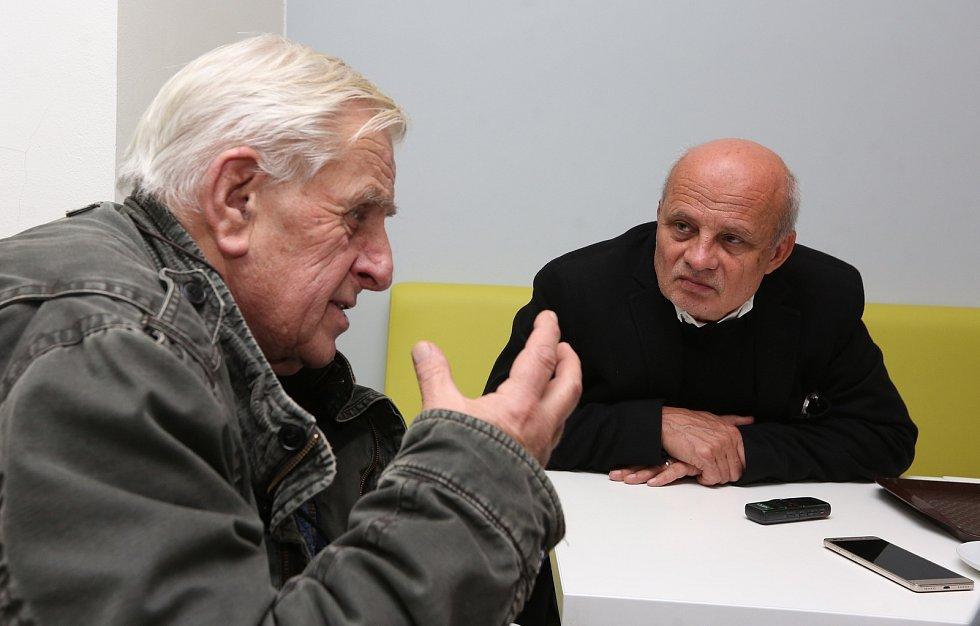 Michal Horáček se zúčastnil projektu Den s prezidentským kandidátem, kde Deník postupně představí všechny kandidáty na prezidenta.