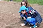 Na školním hřišti ZŠ Dubí se konal již 14. ročník kuličkyády