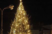 Rozhodli jste: nejhezčí vánoční strom mají v Bílině