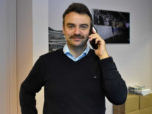 Obchodní ředitel FK Teplice Přemek Hruška se do akce zapojuje už deset let.