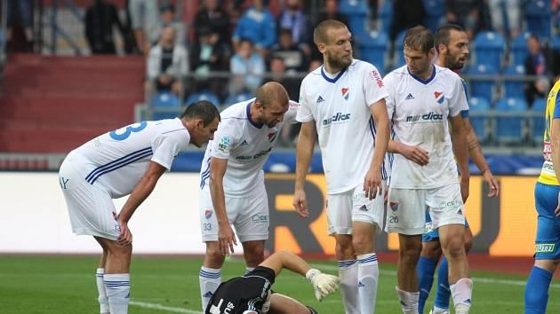 Baník Ostrava - FK Teplice 3:3