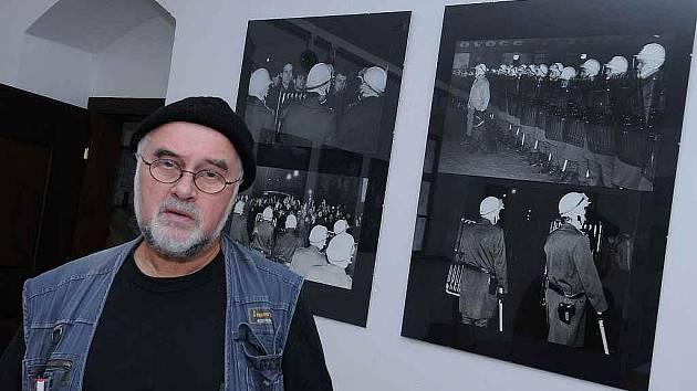 Výstava exfotografa Deníku Rady v galerii V. Preissiga ve Světci