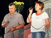 Pěvecká soutěž Růže od Casanovy v Duchcově.