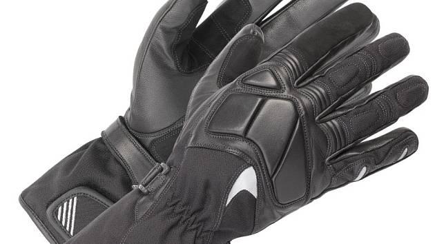 Moto textilní rukavice Büse