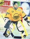 Soustředění. Litvínovský dres Orctovi slušel, žlutočerné barvy uměl vkusně zkombinovat s výstrojí.