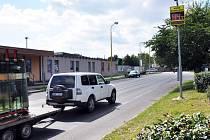 Na vjezddech do města Duchcova byly nainstalovány nové moderní radary, které jsou zatím ve zkušebním provozu.