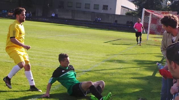 Jedním z magnetů fotbalového víkendu je derby mezi Proboštovem a Oldřichovem.