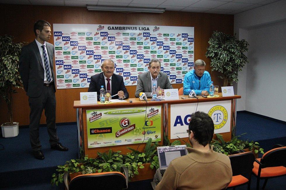 FK Teplice - tisková konference